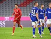 جمال موسيالا أصغر لاعب يسجل لبايرن ميونخ فى الدوري الألماني