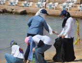 نادى المهندسين بالإسكندرية يشارك فى فاعلية اليوم العالمى لنظافة البيئة.. صور