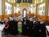"""الكنيسة الكاثوليكية تنظم مهرجان """"فرح وعطاء"""" بحضور نائب البطريرك"""