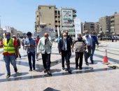 محافظ بورسعيد : البازار الجديد نقلة حضارية كبيرة لمنظومة الخدمات