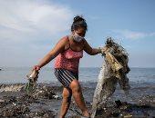 الفلبين تحتفل باليوم العالمي لتنظيف السواحل في مانيلا.. ألبوم صور