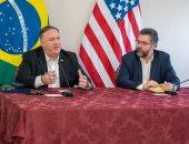 مايك بومبيو يبحث التعاون لمكافحة جائحة كورونا مع نظيره البرازيلى