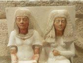 المتحف المصرى الكبير يستقبل 2000 قطعة أثرية جديدة.. صور