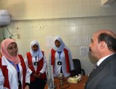 محافظ أسوان : فتح 8 فصول للتمريض لإستيعاب عدد أكبر من الطلاب