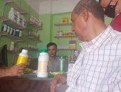 ضبط 3 محلات مبيدات ومخصبات زراعية في الشرقية بدون ترخيص.. صور