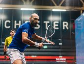 محمد ومروان الشوربجى يتأهلان إلى نصف نهائى بطولة مانشستر للاسكواش