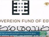آليات مراجعة حسابات صندوق مصر السيادى فى القانون