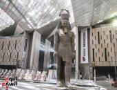 منسقة العلاقات الدولية بالمتحف المصرى تكشف سر اختيار موقعه