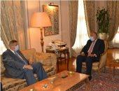 شكرى والمُنسق الأممي الخاص بلبنان يؤكدان ضرورة الاستمرار في دعم لبنان