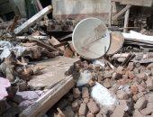 محافظ أسيوط : صرف إعانات عاجلة لأسر ضحايا المنزل المنهار