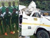 مصرع 8 لاعبين ناشئين فى غانا غرقاً بعد سقوط حافلتهم بأحد الأنهار