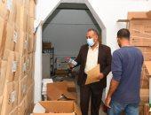تعافى وخروج 397 حالة من مصابى فيروس كورونا بمستشفى قنا العام