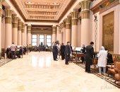 موجز السياسة.. 190عضوا فى الشيوخ يستخرجون كارنيهات عضوية المجلس