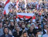 احتجاجات فى روسيا البيضاء بعد أداء الرئيس لوكاشينكو اليمين