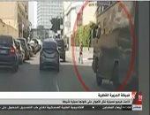 """فضيحة لـ""""جزيرة الشيطان"""" أذاعت فيديو لسيارة نقل أموال باعتبارها استنفار أمنى بالقاهرة"""