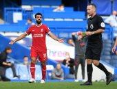 ليفربول يقهر تشيلسي بثنائية في الدوري الإنجليزي بمشاركة صلاح