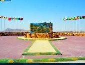 انتهاء أعمال تجميل شارع الكورنيش وميدان أفريقيا وشاطئ الفيروز بطور سيناء.. صور