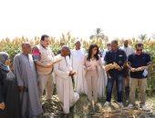 الدكتورة رانيا المشاط تؤكد توسيع الشراكة مع برنامج الأغذية العالمى لدعم قدرات مليون مزارع
