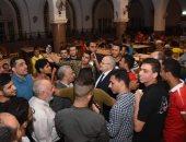 الخشت يعلن توسع جامعة القاهرة فى دعم الطلاب غير القادرين بالعام الدراسى الجديد