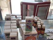 ضبط أكثر من 11 ألف  عبوة دوائية مخالفة خلال حملات مكثقة بالشرقية