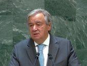 أمين الأمم المتحدة: تم دفع 58 مليون امرأة وفتاة إلى الفقر المدقع بسبب كورونا
