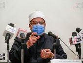 وزير الأوقاف: لجوء الإخوان للسب ودعوتهم لتصفية أى وطنى دليل إحباطهم وطبيعتهم الإرهابية