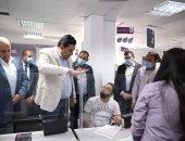 رئيس المصرية للاتصالات: استمرار تطوير البنية التحتية للاتصالات على مستوى الجمهورية