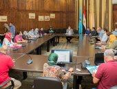 جامعة طنطا تناقش خطة تطوير الوحدات والمراكز ذات الطابع الخاص.. صور