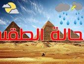 حالة الطقس اليوم الثلاثاء 2/3/2021 فى مصر