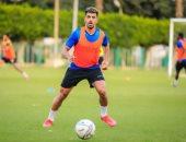سموحة يفاوض محمد عصام لاعب المقاولون العرب