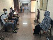 المعمل الإقليمى المشترك بالزقازيق يفحص 7000 مسافر للخارج من كورونا