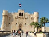 آثار الإسكندرية تؤكد مد ساعات العمل بقلعة قايتباى لـ 8 مساء وثبات سعر التذكرة