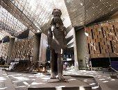 موقع رسمى للمتحف المصرى الكبير يوفر زيارات تخيلية وحجز التذاكر إلكترونيا قريبا