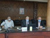 وكيل وزارة التعليم بالقليوبية يعلن توفير بيئة تعليمية وصحية ملائمة للطلاب
