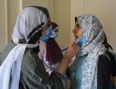 بدء إجراءات الكشف الطبى على طلاب المستجدين بجامعة الفيوم