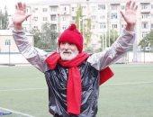 مسن روسى بعمر الـ66 يفقد أكثر من 9 كيلو من وزنه فى 5 ساعات فقط.. صور