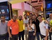 """نجوم """"زنزانة 7"""" يحتفلون بالفيلم مع جمهور الإسكندرية وطنطا"""
