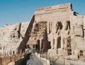 52 عاماً على نقل معبد أبو سمبل لإنقاذه من الغرق بعد بناء السد العالى (صور)