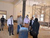 افتتاح دار مناسبات مسجد النصر بالمنصورة قريبا بتكلفة 6.5 مليون جنيه