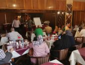 المجلس القومى لحقوق الإنسان يعقد تدريبت للكوادر الحكومية بالسويس.. صور