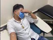 عمر كمال يدخل المستشفى بعد تعرضه لوعكة صحية