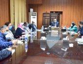رئيس جامعة بنى سويف يعلن إنشاء الجامعة الأهلية على مساحة 50 فدانا