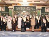 سفارة السعودية فى مصر تحتفل بالعيد الوطني الـ 90 للمملكة.. صور