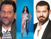 """ترشيح ماجد المصرى وصبا مبارك لبطولة مسلسل """"الملك"""" أمام عمرو يوسف"""