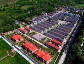 قصة مدينة صينية دبت فيها الحياة بالتنمية بفضل السياحة الريفية