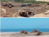 كيف ساهم مشروع الرمال السوداء العملاق بكفر الشيخ فى توفير فرص عمل للشباب؟