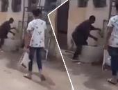 تجديد حبس المتهمة بالتنمر على طفلين أفريقيين في الشيخ زايد