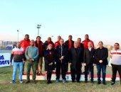 منتخب القوس والسهم يشارك فى بطولة العالم بسويسرا