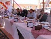 محافظ جنوب سيناء يهنئ أهالى طور سيناء بانتهاء مرحلة التطوير الأولى