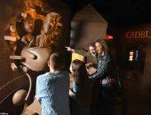 رحلة بطعم الشوكولاتة... سينما وألوان وألعاب أطفال